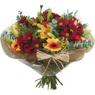 זר 13 - בשמת פרחים - שדרות