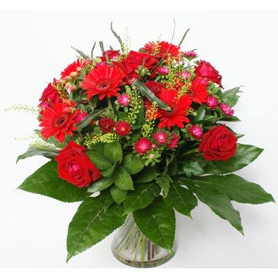 זר 13  - פרחי אלונה - טבריה