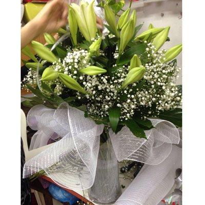 זר פרחים 13 - פרחי ענבל - רמלה