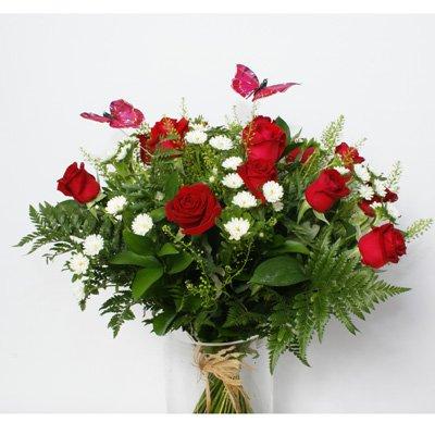 זר 14  - פרחי אלונה - טבריה