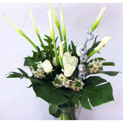 זר 14 - חיה'לה פרחים - חיפה