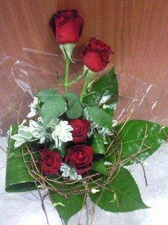 זר 14 - פרחי ספיר - באר שבע