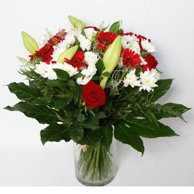 זר 15 - פרחי אלונה - טבריה