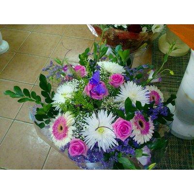 זר 18 - בשמת פרחים - שדרות