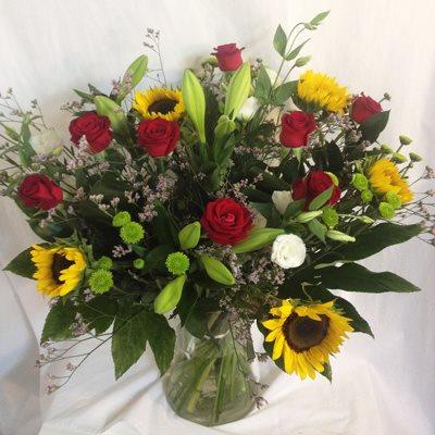 19 - רנה פרחים - מעלה אדומים