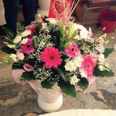 זר פרחים 2 - פרחי ענבל - רמלה
