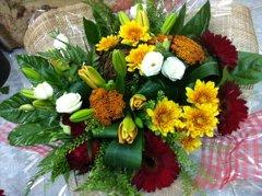 זר 20 - פרחי ספיר - באר שבע
