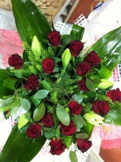 זר 21 - פרחי ספיר - באר שבע