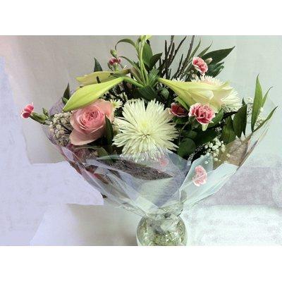 זר 21 - בשמת פרחים - שדרות