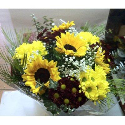 זר 24 - בשמת פרחים - שדרות
