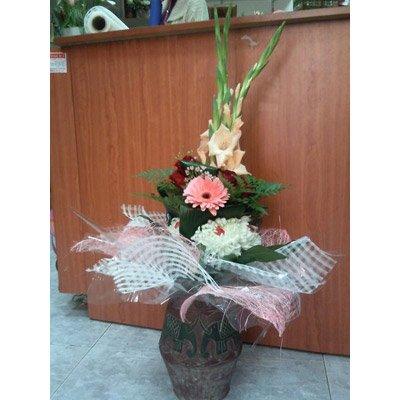 זר 24 - פרחי ספיר - באר שבע