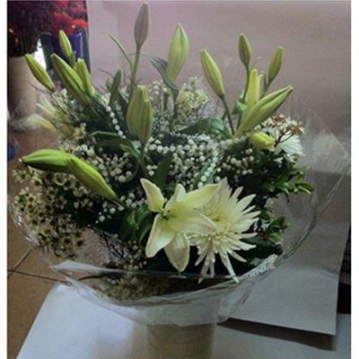 זר 25  - בשמת פרחים - שדרות