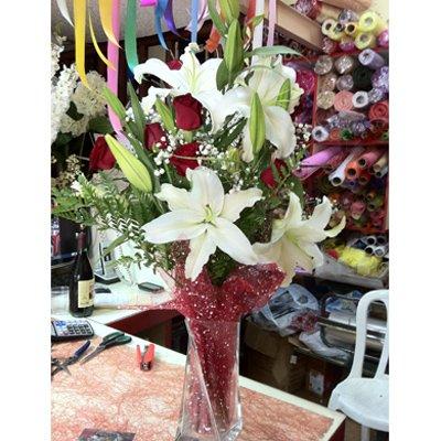 זר 27  - בשמת פרחים - שדרות