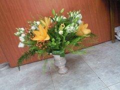 זר 29 - פרחי ספיר - באר שבע