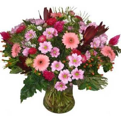 זר 3  - בשמת פרחים - שדרות