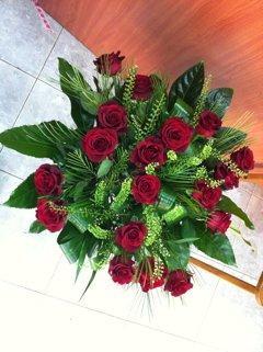 זר 3 - פרחי ספיר - באר שבע
