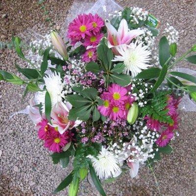 זר 34 - פרחי אודי ודורית - קרית אתא