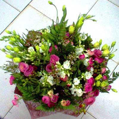זר 36  - פרחי אביה - ירושלים