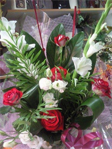 זר 36 - פרחי ספיר - באר שבע