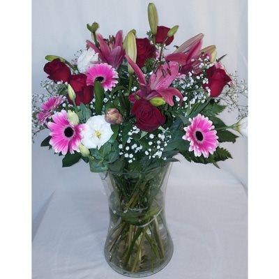 36  - רנה פרחים - מעלה אדומים