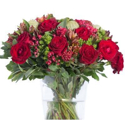 זר 38 - פרחי אביה - ירושלים