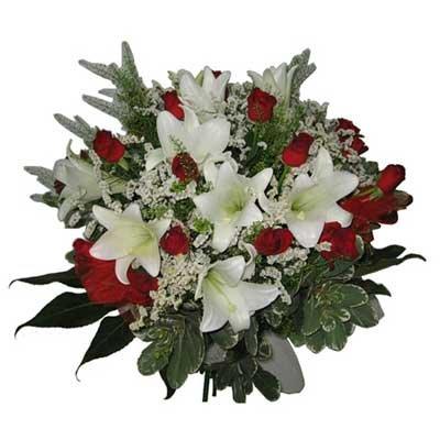 זר 4  - בשמת פרחים - שדרות