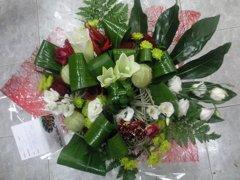 זר 40 - פרחי ספיר - באר שבע