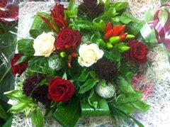 זר 41 - פרחי ספיר - באר שבע