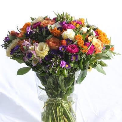זר 46 - פרחי אביה - ירושלים
