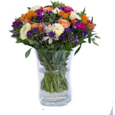 זר 48 - פרחי אביה - ירושלים