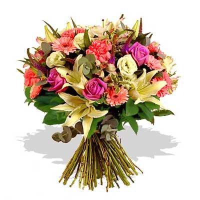 זר 5 - בשמת פרחים - שדרות