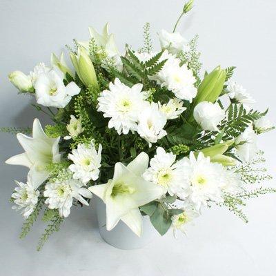 זר 5 - פרחי אלונה - טבריה