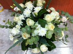 זר 5 - פרחי ספיר - באר שבע