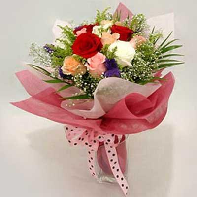 זר 6  - בשמת פרחים - שדרות