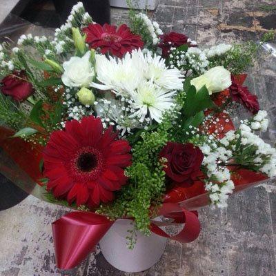 זר פרחים 6 - פרחי ענבל - רמלה