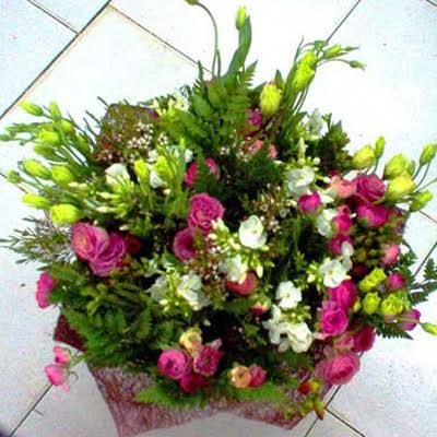 זר 61 - פרחי אביה - ירושלים