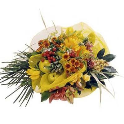 זר 65  - פרחי אביה - ירושלים