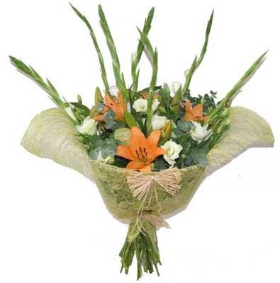 זר 7  - בשמת פרחים - שדרות