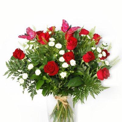 זר 7 - פרחי אלונה - טבריה