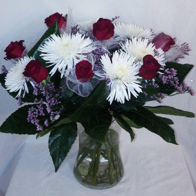 7 - רנה פרחים - מעלה אדומים