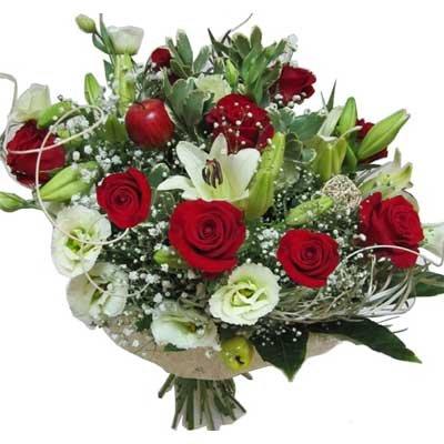 זר 8 - בשמת פרחים - שדרות