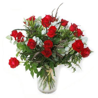 זר 8 - פרחי אלונה - טבריה