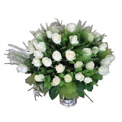 זר 9  - בשמת פרחים - שדרות