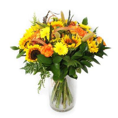 זר 9  - פרחי אלונה - טבריה