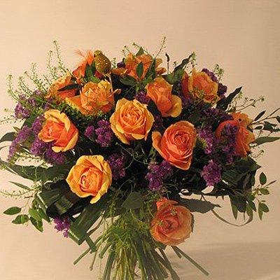 בא לי כתום - פרחים קוליברי - רמת גן