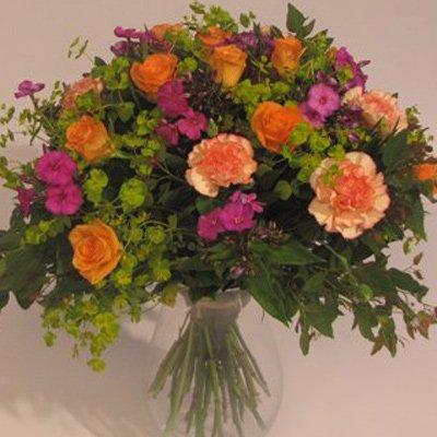 בוקר טוב - פרחים קוליברי - רמת גן