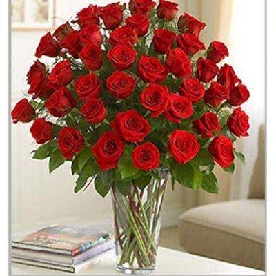 זר ורדים ענק 13 - סחלבים - תל אביב