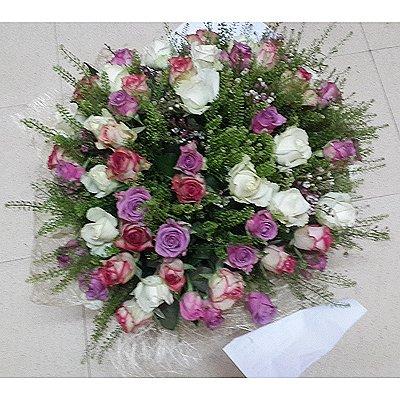 זר ורדים - פרחי גולד - רחובות
