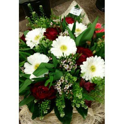 זר פרחים 1 - פרחי גולד - רחובות