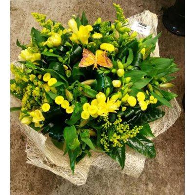 זר פרחים 2 - פרחי גולד - רחובות